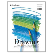 Strathmore Drawing Pads, 32kg., 28cm x36cm , 40 Sheets