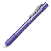 Eraser, Retractable, Refillable, Violet