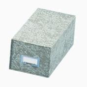 Globe-Weis/Pendaflex Index Card Storage Drawer Case, 13cm x 20cm , Green