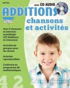 Additions Chansons Et Activites [FRE]