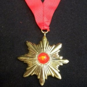 Vampire Medal Necklace