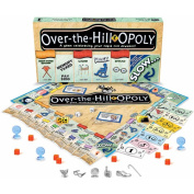 Late for the Sky OTH Over The Hill Opoly Board Game