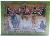Zoo-opoly Board Game