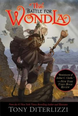 The Battle for WondLa (Search for Wondla (Hardcover))
