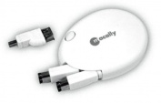 Macally Retractable Firewire Cable