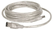 IOGear 6-Pin to 6-Pin Firewire Cable