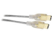 6 Pin to 6 Pin IEEE-1394 Firewire Cable-3 Metres