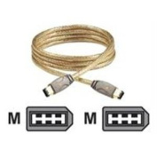 Gold X Firewire Cable, 4.4m