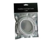 FireWire 4 to 9 pin Cable 1.8m