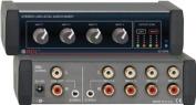 RDL EZ-MX4L 4 Channel Stereo Line Level Mixer