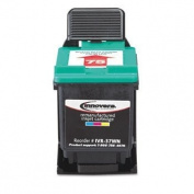 Innovera 37Wn Compatible Remanufactured Ink, 170 Page-Yield, Tri-Colour