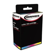 Innovera 0902 Compatible Reman High-Yield 14N0902 (100XL) Ink, 200 Page-Yield, Yellow