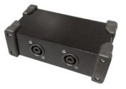 Stellar Labs NL4-SPLIT Speakon® Splitter Box - One NL4MP Input to Two NL4MP Outputs