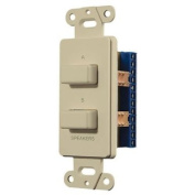 OEM Systems IW-303-I Push Button Speaker Switch