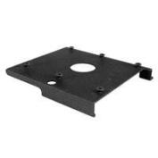 Chief SLMO Universal Interface RPM Bracket, 1st Generation Interface Technology, Black
