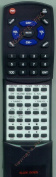 ROTEL Replacement Remote Control for RA985BX, RC972, RC995, RCD955AX, RR902