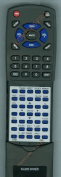 CRAIG Replacement Remote Control for CLC501, CLC503