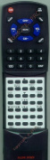 NAKAMICHI Replacement Remote Control for DA05472, SOUNDSPACE 1, SOUNDSPACE1, SS 1