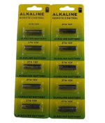 (10) 27A A27 G27A B-1 L828 CA22 GP27A Battery 12V