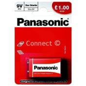 Panasonic- Special Power 9v Zinc Chloride Batteries