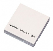 Quantum DLTtape IIIXT Tape Data Cartridge, 15/30GB - 1 pack
