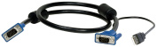 ConnectPRO 4.6m Easy Connect USB KVM Cable for Streamline SPA-15U