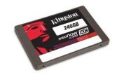 Kingston Digital 240 GB SSDNow KC300 SATA 3 6.4cm Solid State Drive with Adapter SKC300S37A/240G