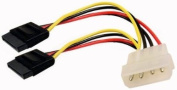 Cables Unlimited SATA Power Splitter Cable