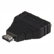 StarTech Power eSATA to eSATA and USB Adapter - M/F - BH3727