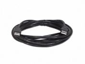 Your Cable Store Black 4.6m USB 2.0 High Speed Male A To Male A Cable