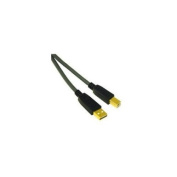 C2G / Cables to Go 29144 Ultima USB 2.0 A Male to B Male Cable, Black
