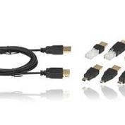 Gigaware & reg; USB Travel Kit