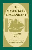 The Mayflower Descendant, Volume 7, 1905