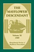 The Mayflower Descendant, Volume 11, 1909