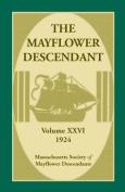 The Mayflower Descendant, Volume 26, 1924