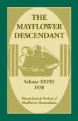 The Mayflower Descendant, Volume 28, 1930