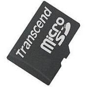 Transcend TS1GUSD 1GB Micro-Secure Digital Card