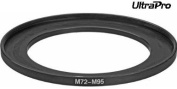 UltraPro Step-Up Adapter Ring 72mm Lens to 95mm filter Size