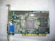 JATON TVGA9685PCI TRIDENT PROVIDIA9685 PCI VGA CARD, 8267C/V3, 67C