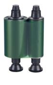 Evolis R2014 Green Monochrome Ribbon - 1,000 prints