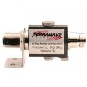 TerraWave - Lightning Arrestor 0-6 GHz TNCP-TNCBHJ