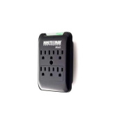 6 OUTLET WAL TAP 1080 JOULE SURGE 6 OUTLET WAL TAP 1080 JOULE SURGE