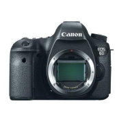 Canon EOS 6D 20.2 MP CMOS Digital SLR Camera with 3.0-Inch LCD (Body Only)-(1     Year PB Service