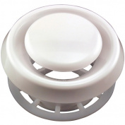 Deflecto TFG4 10cm Adjustable Suspended Ceiling Diffuser