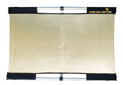 California Sunbounce Micro Mini (0.6m x 0.9m) Kit - Reflector Panel Kit with Frame and Carry Bag