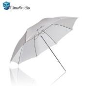 LimoStudio 80cm White Transparent Photo Umbrella Studio Reflector, AGG124