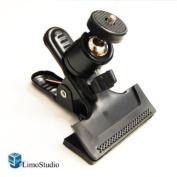 LimoStudio 360 Swivel Photography Mini Ball Head for Camera Tripod, AGG901-A