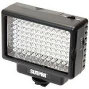 Sunpak VL-LED-96 Compact Video Light, Runs on 4xAA Batteries