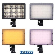 160 LED Cn-160 Dimmable Ultra High Power Panel Digital Camera / Camcorder Video Light, LED Light for Canon, Nikon, Pentax, Panasonic,sony, for for for for for for for for for Samsung and Olympus Digital SLR Cameras
