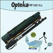 Opteka MP100 170cm Pro Photo / Video Monopod with Opteka Mini Tripod and More!